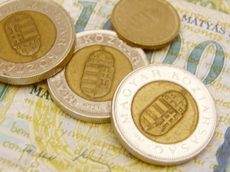The latest on pound to Hungarian forint exchange rates