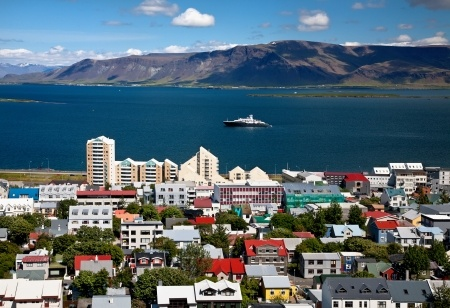 Wander the quirky streets of Reykjavik