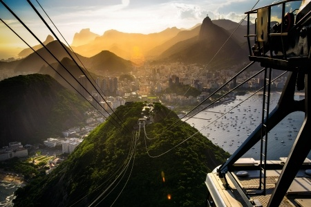 Soak up Rio's world famous sights