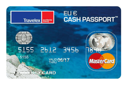 Reload Single Currency Cash Passport