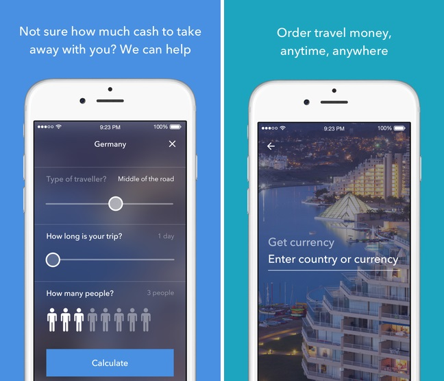 Travelex Money App