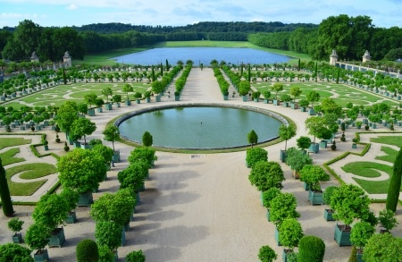 Gardens and Park of the Chateau de Versailles | France