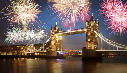 Where to spend New Year's Eve 2016 around the world